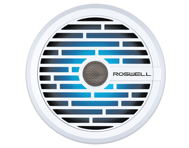 Roswell R1 - 8.0 in boat Speakers, by James Boat and Fiberglass Repair, Vacaville, CA