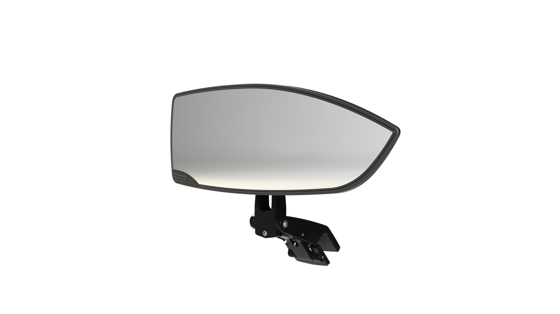 Roswell Windshield Mirror Mount Combo available at James Boat Repair Dixon, CA